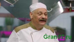 Виктор Баринов в сериале Кухня